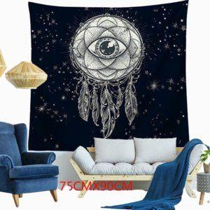 Dream Catcher Eye Tapestry